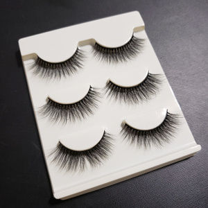 X11 3D False Mink Lashes